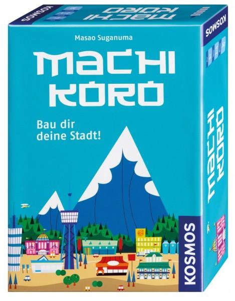 Machi Koro: Bau dir deine Stadt! (Nominiert SdJ15)