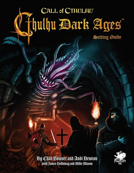 Cthulhu: Dark Ages 2nd Edition