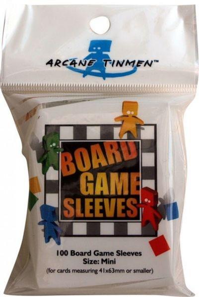 Board Game Sleeves: Mini (100)
