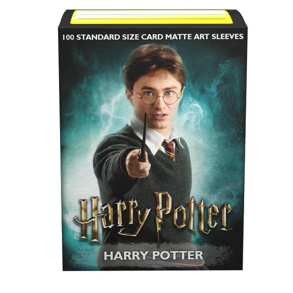 Dragon Shield: Matte Art – WizardingWorld – Harry Potter (100)