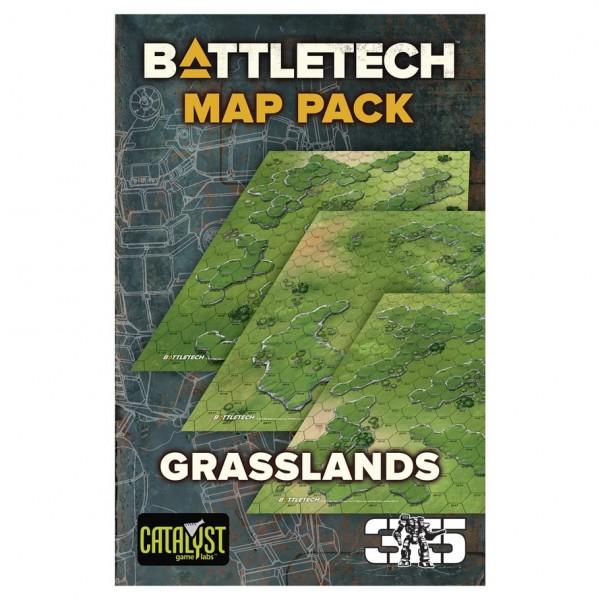 BattleTech: Map Set Grasslands