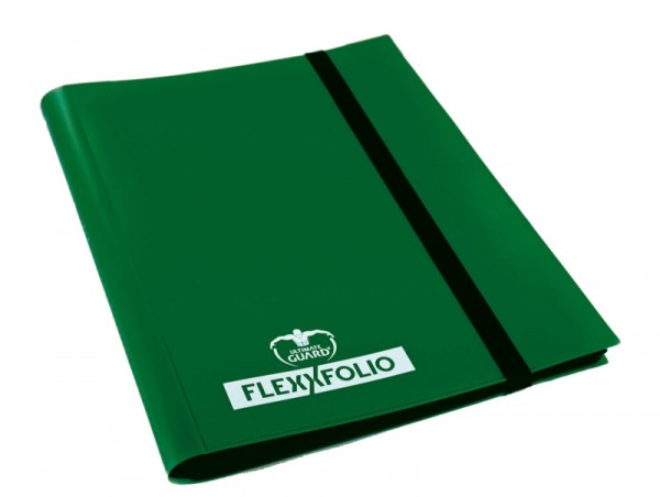 Ultimate Guard: 9-Pocket FlexXfolio - Green