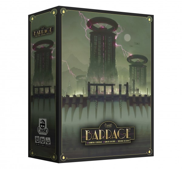 Barrage – Base Game