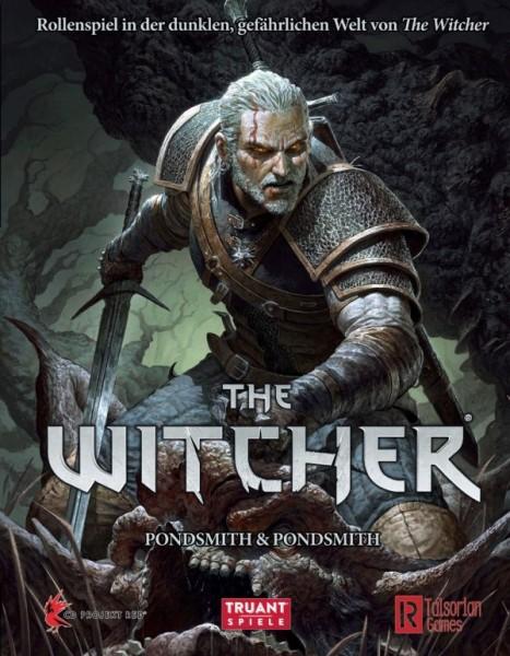 The Witcher: Grundregelwerk