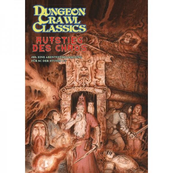 Dungeon Crawl Classics: Aufstieg des Chaos