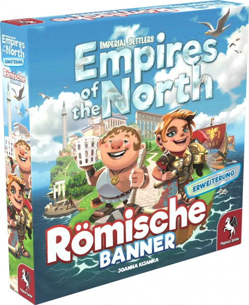 Empires of the North: Römische Banner [Erweiterung]