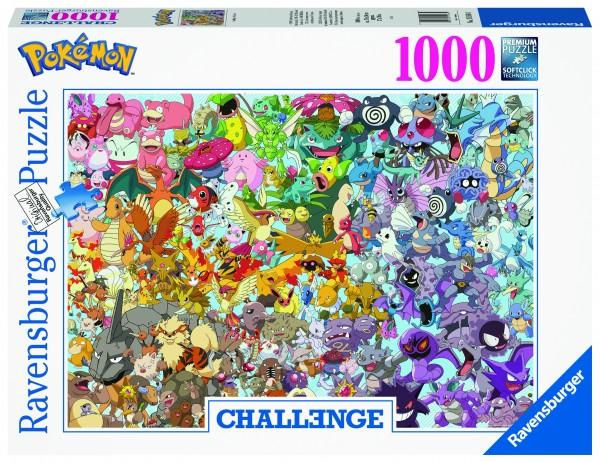 Puzzle: Pokémon (1000 Teile)