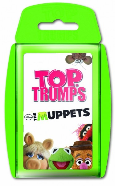 Top Trumps – Die Muppets