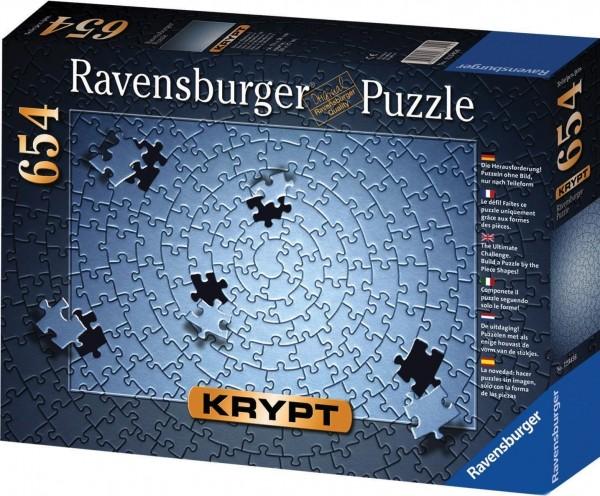 Puzzle: Krypt Silber (654 Teile)