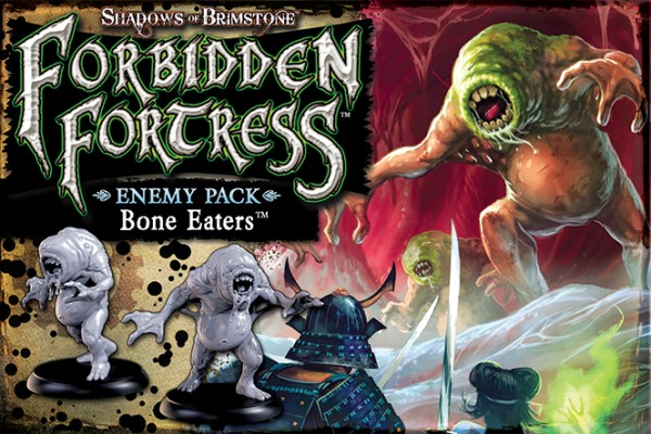 Shadows of Brimstone: Bone Eaters Enemy Pack [Expansion]
