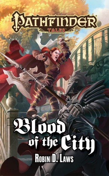 Pathfinder: Blood of the City