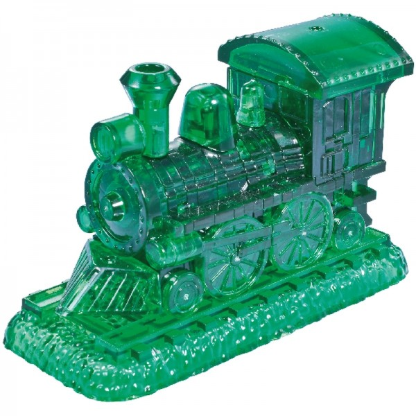 Crystal Puzzle: Lokomotive