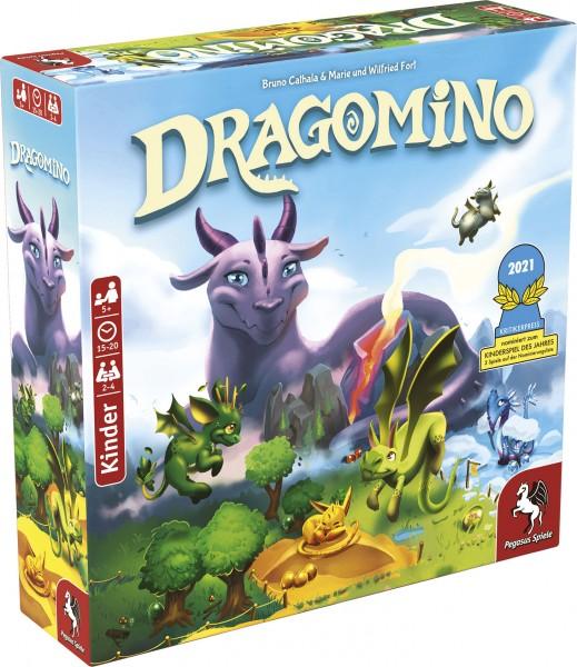 Dragomino *Nominiert Kinderspiel 2021*
