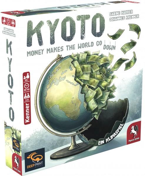Kyoto (deutsche Ausgabe) (Deep Print Games)