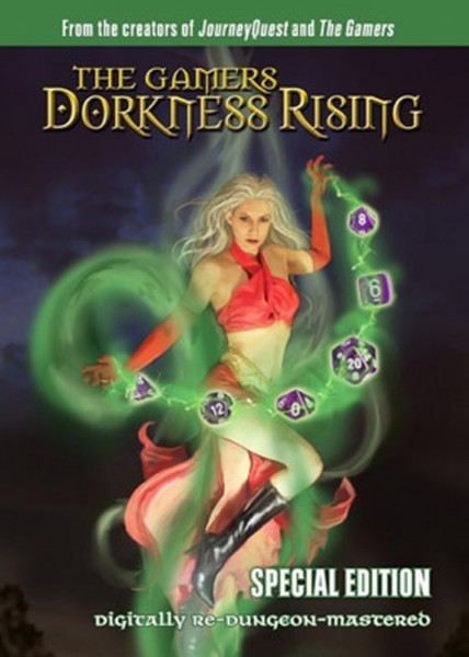 The Gamers: Dorkness Rising Special Edition (DVD)