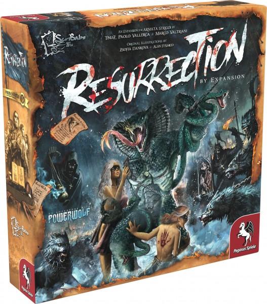 Armata Strigoi: Das Powerwolf Brettspiel – Resurrection [Erweiterung]