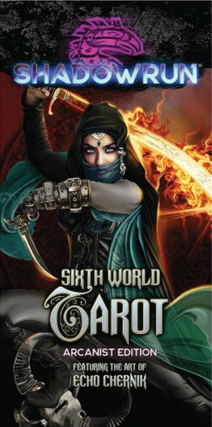 Shadowrun: 6th World Tarot Arcanist Edition