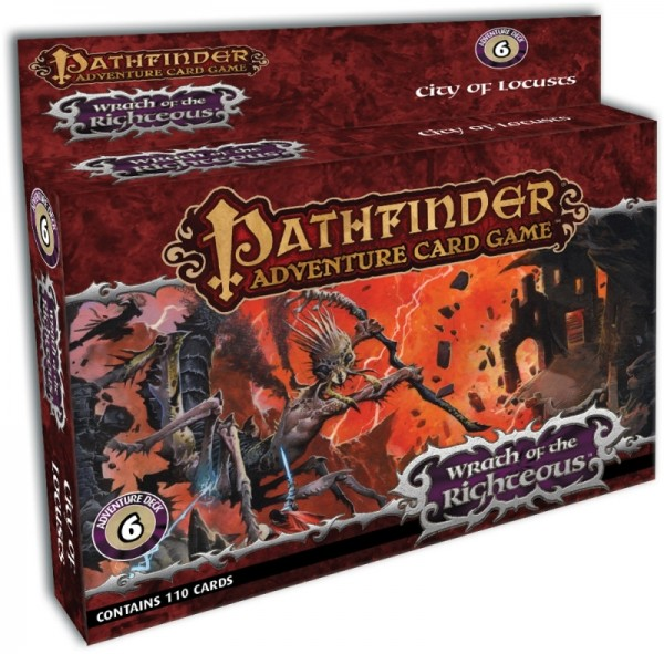 Pathfinder: Wrath of the Righteous City of Locusts