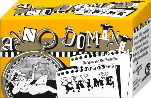 Anno Domini – Sex & Crime