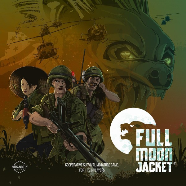 Full Moon Jacket (Boxed Board Game)