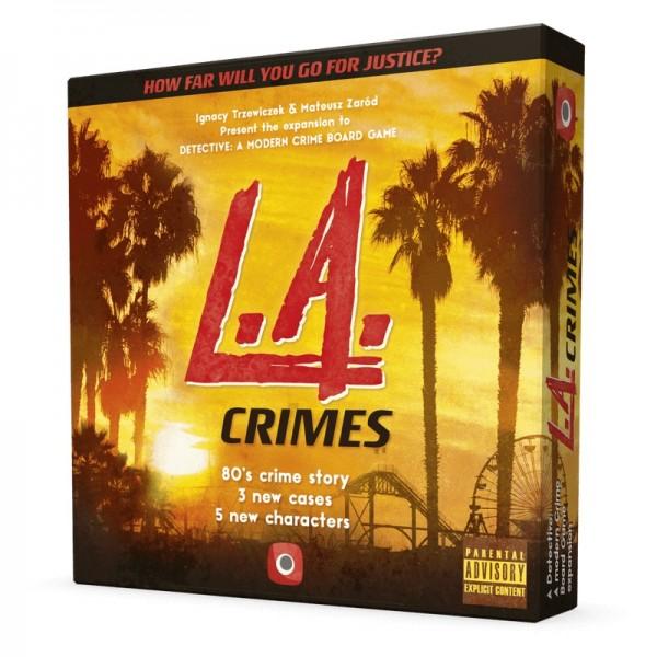 Detective: L.A. Crimes (englische Ausgabe)