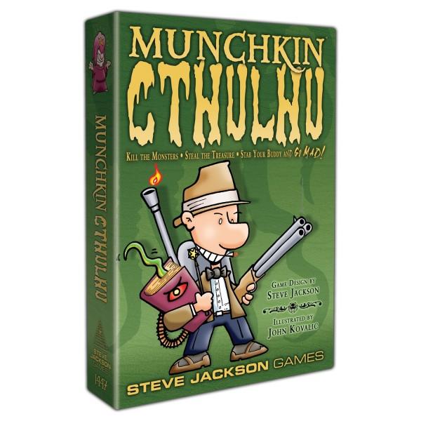 Munchkin Cthulhu (englische Ausgabe)
