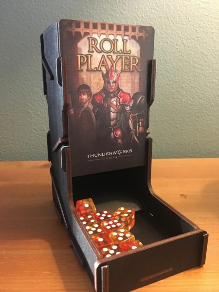 Roll Player Dice Tower