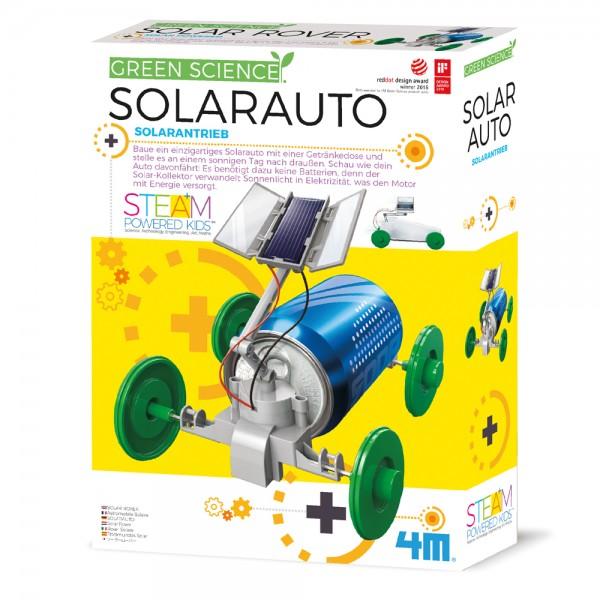Green Science: Solarauto *Neu*