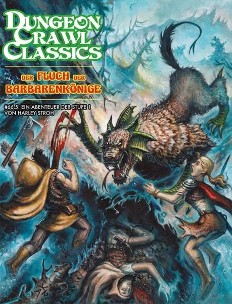 Dungeon Crawl Classics: Der Fluch der Barbarenkönige