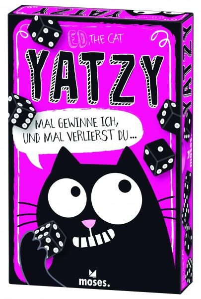 Ed, the Cat – Yatzy