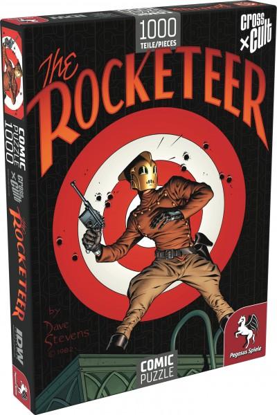 Puzzle: The Rocketeer (Die Zielscheibe), 1.000 Teile