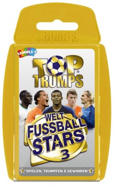 Top Trumps – Weltfußball Stars 3