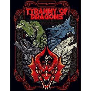D&D Adventure Tyranny of Dragons