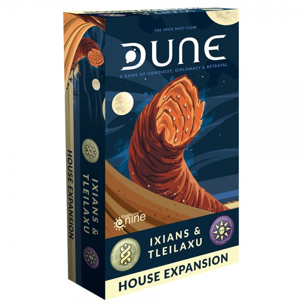 Dune: Ixians and Tleilaxu House [Expansion]