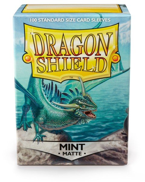 Dragon Shield: Matte – Mint (100)