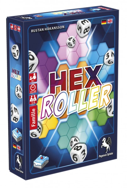 HexRoller (Frosted Games)