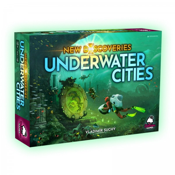 Underwater Cities: New Discoveries [Expansion]