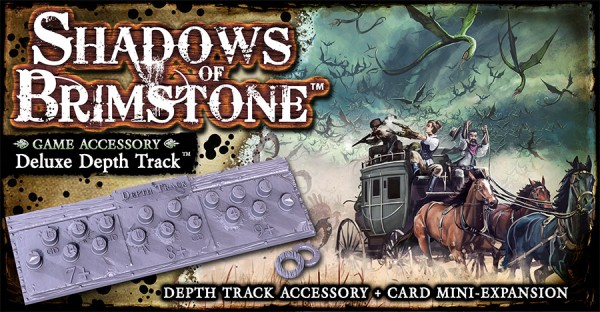Shadows of Brimstone: Deluxe Depth Track [Expansion]
