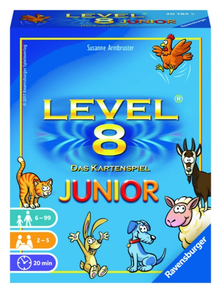 Level 8 – Junior