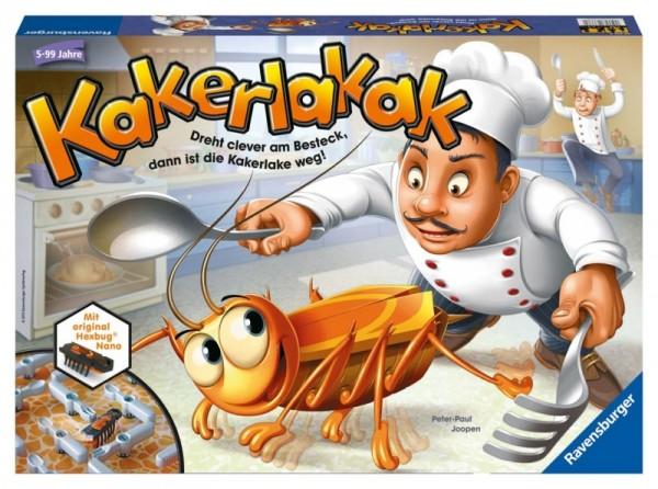 Kakerlakak *Empfohlen Kinderspiel 2013*