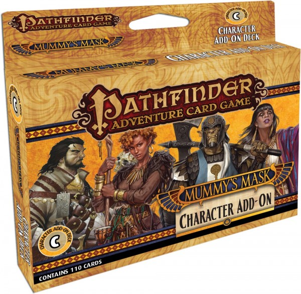 Pathfinder Adventure Card Game: Mummy's Mask Characters Add-On