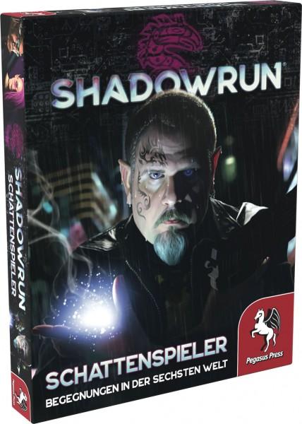 Shadowrun: Schattenspieler (Spielkarten-Set)