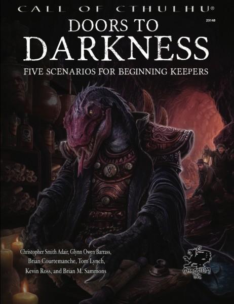 Cthulhu: Doors to Darkness (HC)