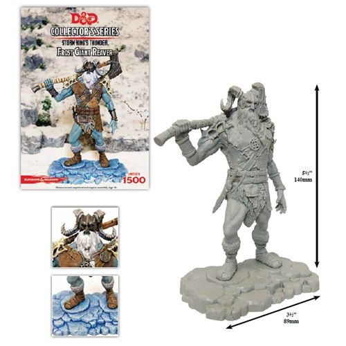 D&D Storm Kings Thunder: Frost Giant (1 Figur)