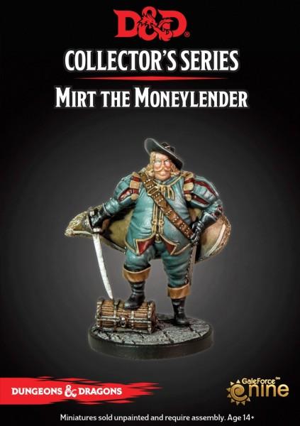 D&D: Waterdeep Dragon Heist - Mirt the Moneylender (1 Figur)