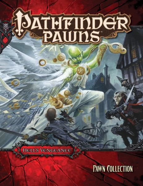 Pathfinder: Hell's Vengeance Pawn Collection