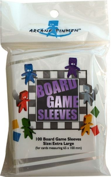 Board Game Sleeves: Extra Large (100)