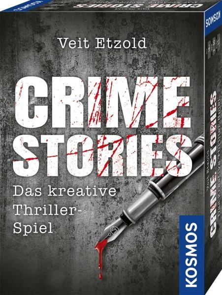 Veit Etzold – Crime Stories