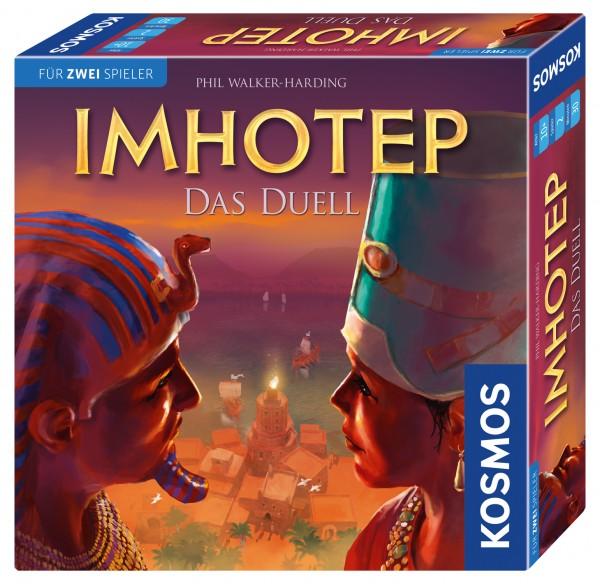 Imhotep – Das Duell *Empfohlen Spiel des Jahres 2019*