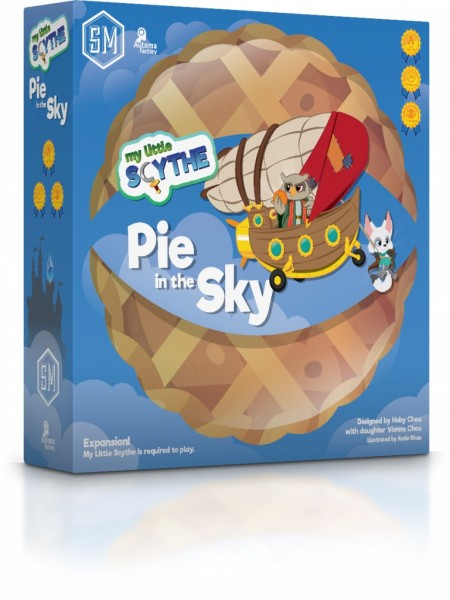 My Little Scythe: Pie in the Sky [Expansion]
